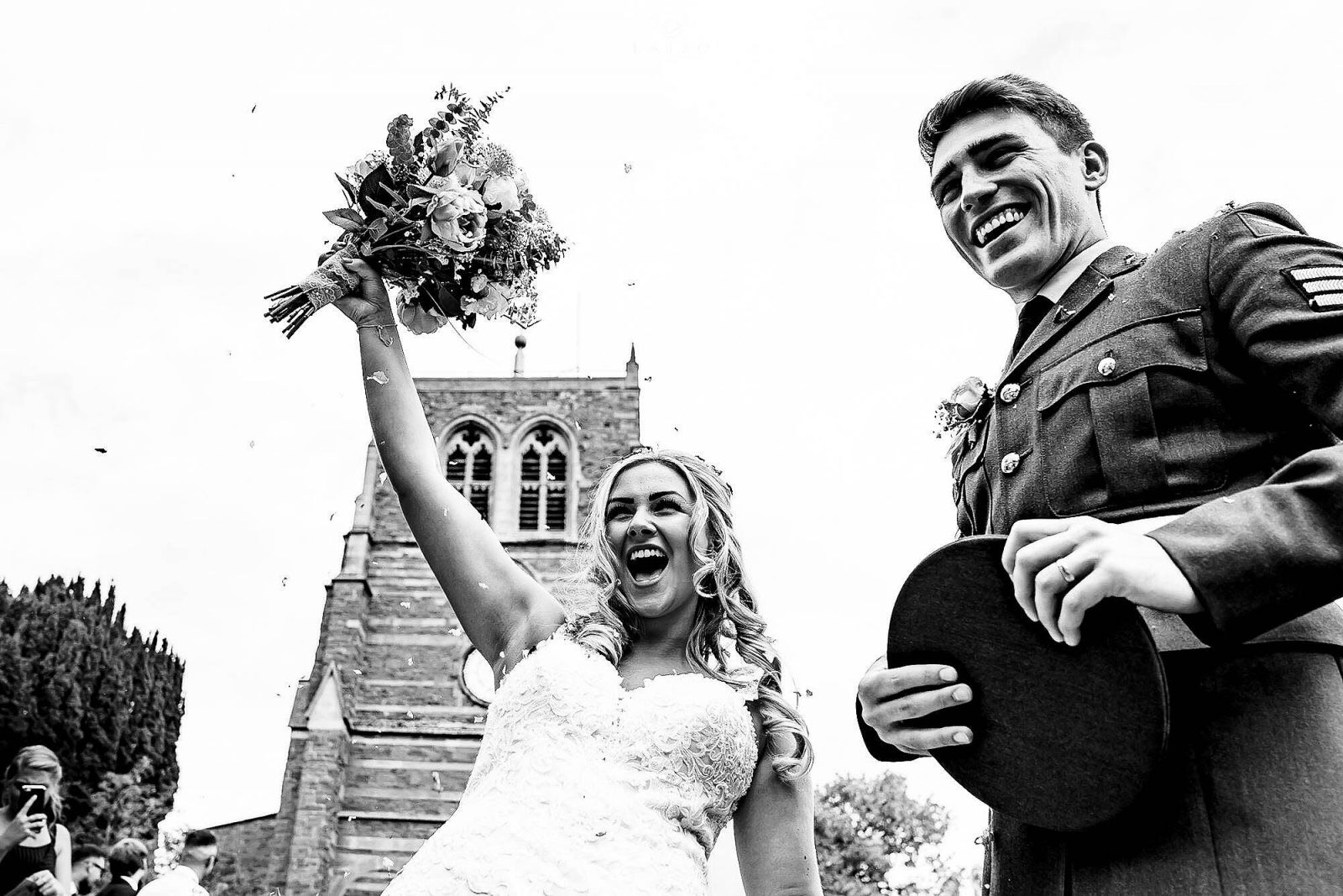 The best of northamptonshire wedding photographer