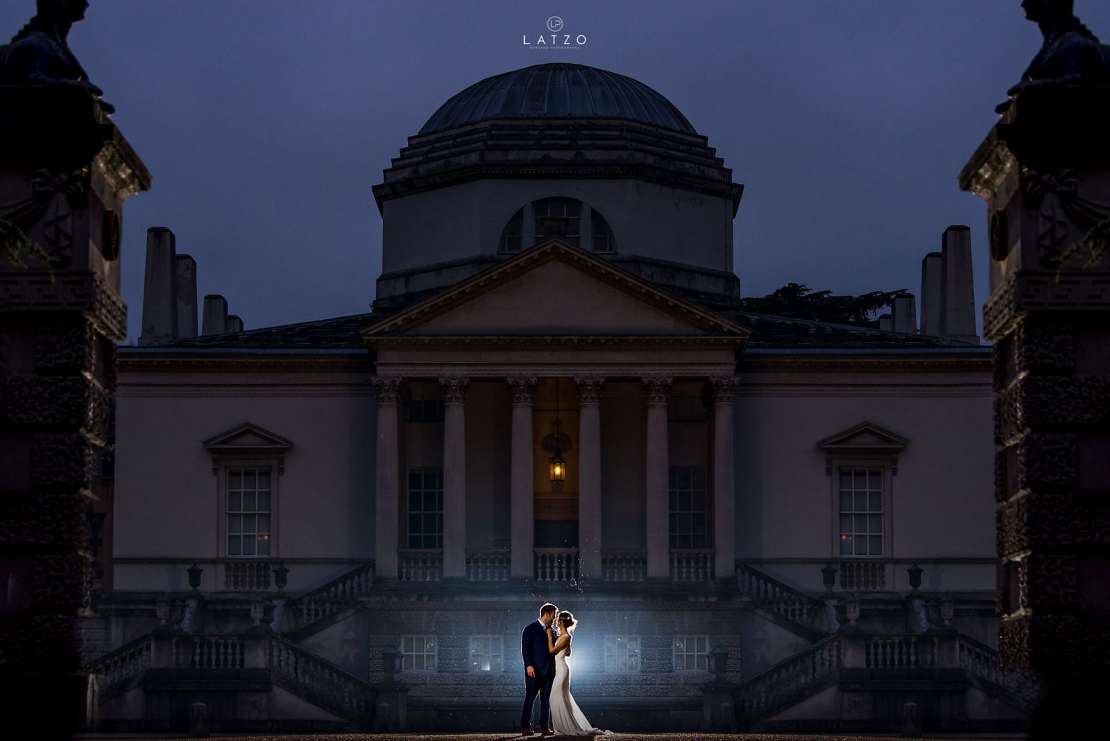 London Wedding Chiswick house